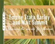 Empire State Barley and Malt Summit