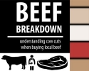 Beef Breakdown Brochure: Understanding Beef Cuts When Buying Local Beef